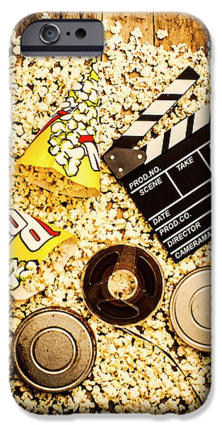 Cinema Of Entertainment IPhone 6s Case