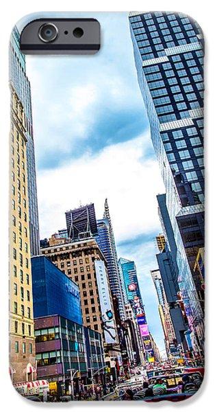 City Sights Nyc IPhone 6s Case by Az Jackson