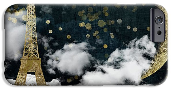 Cloud Cities Paris IPhone 6s Case by Mindy Sommers