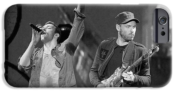 Coldplay 14 IPhone 6s Case by Rafa Rivas