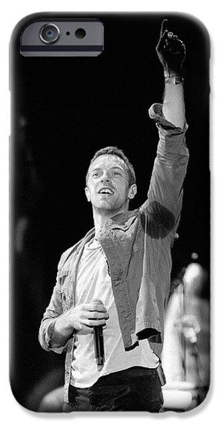Coldplay 16 IPhone 6s Case by Rafa Rivas