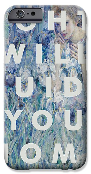 Coldplay Lyrics Print IPhone 6s Case