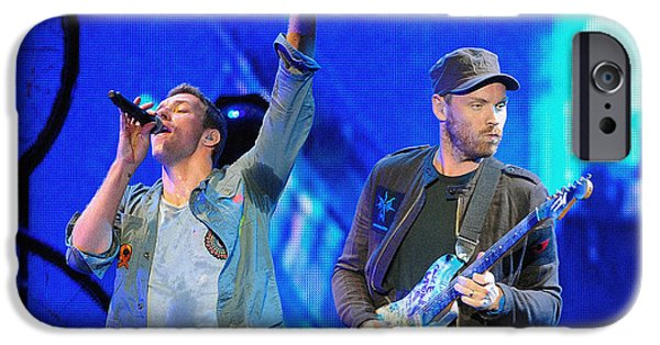 Coldplay6 IPhone 6s Case by Rafa Rivas