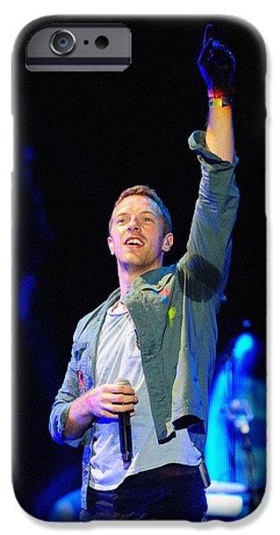 Coldplay8 IPhone 6s Case by Rafa Rivas
