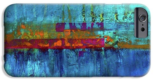 Color Pond IPhone 6s Case by Nancy Merkle