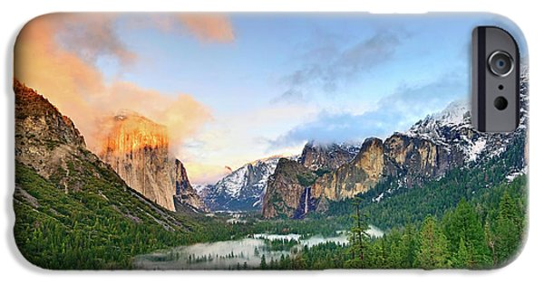 Colors Of Yosemite IPhone 6s Case
