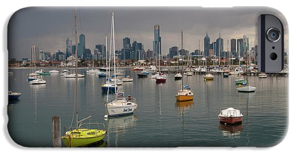 Colour Of Melbourne 2 IPhone 6s Case by Werner Padarin