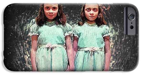 Come Play With Us - The Shining Twins IPhone 6s Case