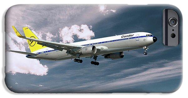 Condor Boeing 767-300  IPhone 6s Case