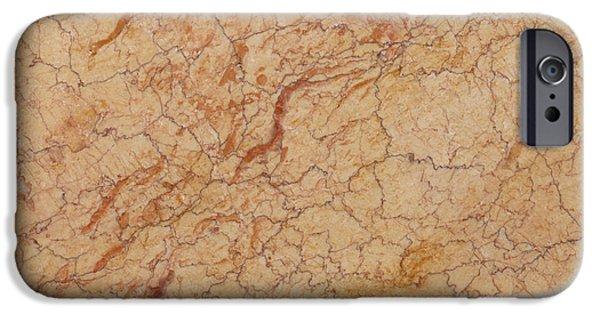 Crema Valencia Granite IPhone 6s Case by Anthony Totah