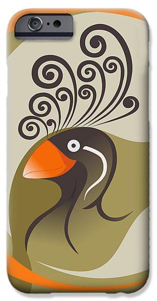 crestedAUKLET IPhone 6s Case