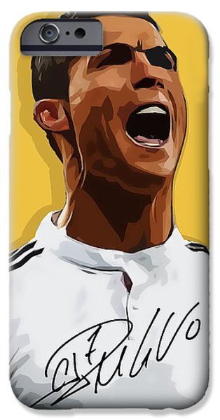 Cristiano Ronaldo Cr7 IPhone 6s Case