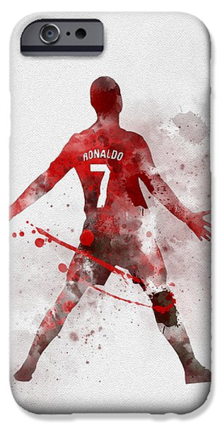 Cristiano Ronaldo United IPhone 6s Case