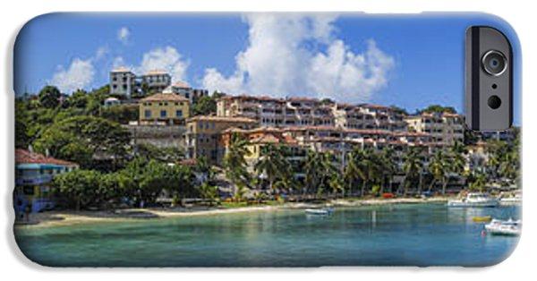 IPhone 6s Case featuring the photograph Cruz Bay, St. John by Adam Romanowicz