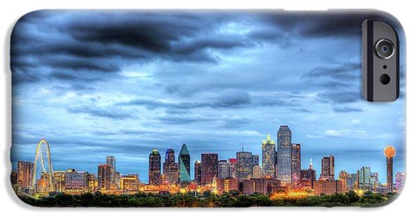 Dallas Skyline IPhone 6s Case