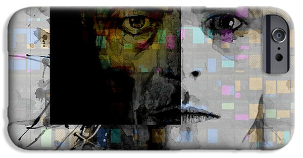 Musicians iPhone 6s Case - Dark Star by Paul Lovering