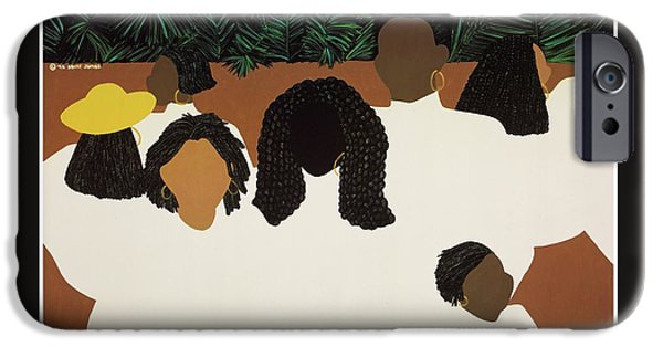 iPhone 6s Case - Daughters by Synthia SAINT JAMES