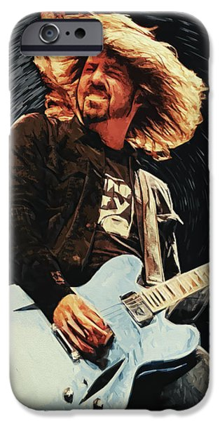Dave Grohl IPhone 6s Case