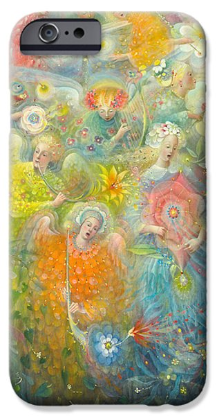 Daydream After The Music Of Max Reger IPhone 6s Case by Annael Anelia Pavlova