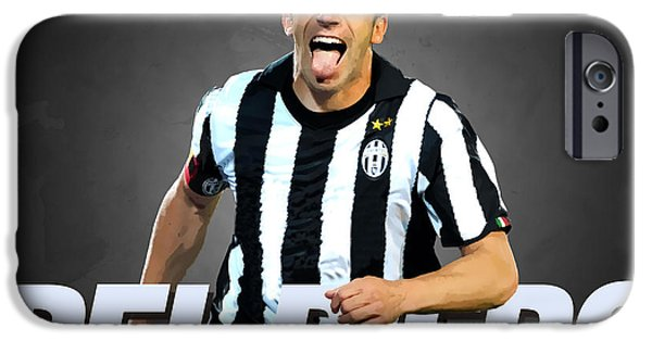 Del Piero IPhone 6s Case