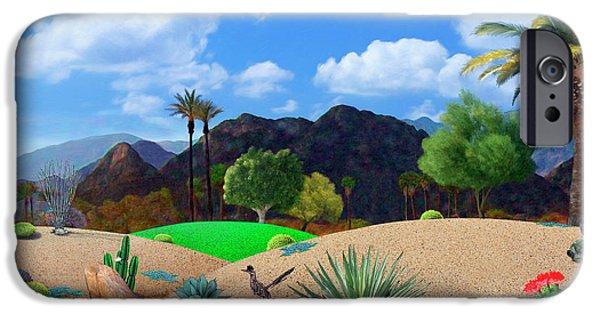 Desert iPhone 6s Case - Desert Splendor by Snake Jagger