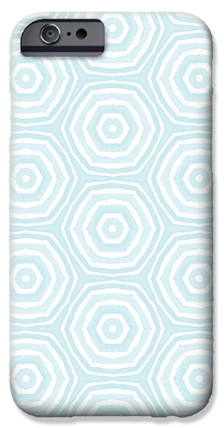 Dip In The Pool -  Pattern Art By Linda Woods IPhone 6s Case by Linda Woods
