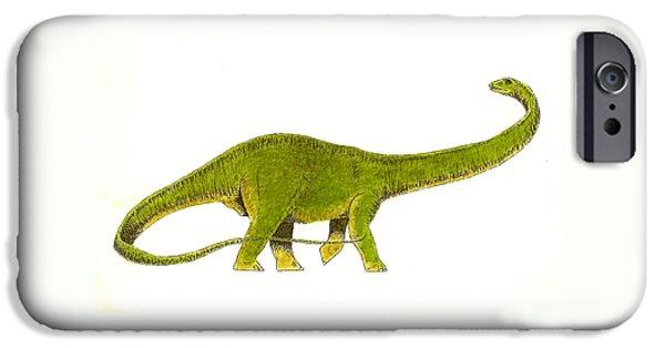 Diplodocus IPhone 6s Case
