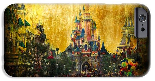 Disney World IPhone 6s Case