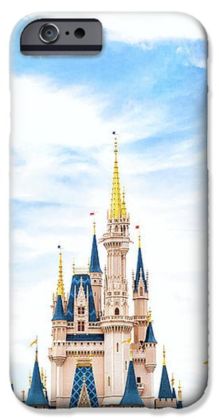 Castle iPhone 6s Case - Disneyland by Happy Home Artistry