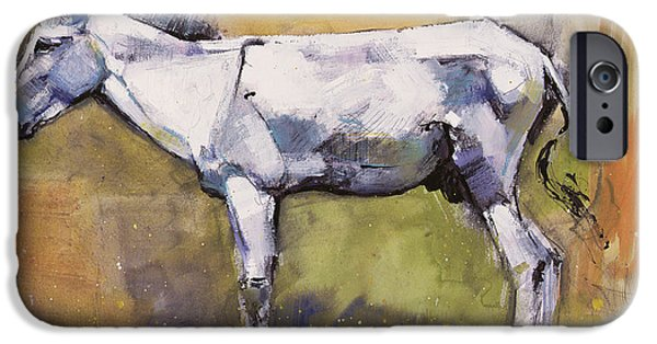 Donkey Stallion, Ronda IPhone 6s Case by Mark Adlington