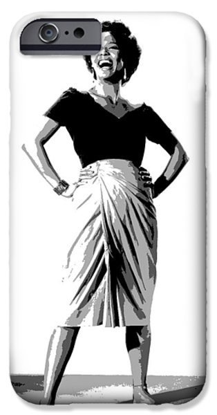 Dorothy Jean Dandridge IPhone 6s Case by Charles Shoup