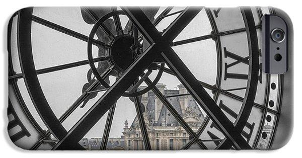 D'orsay Clock Paris IPhone 6s Case