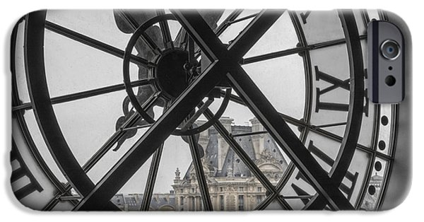 D'orsay Clock Paris IPhone 6s Case