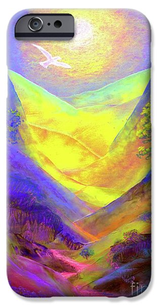 Dove iPhone 6s Case - Dove Valley by Jane Small