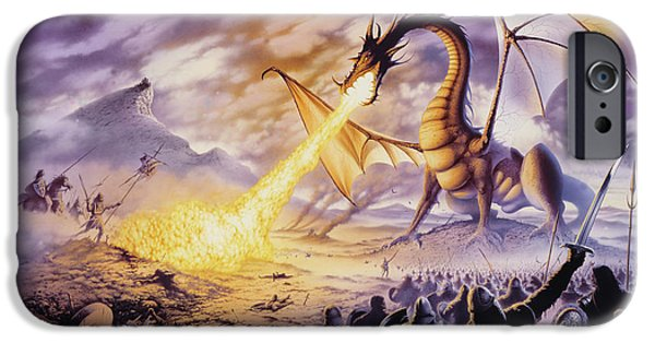 Dragon Battle IPhone 6s Case