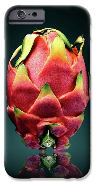 Dragon iPhone 6s Case - Dragon Fruit Or Pitaya  by Johan Swanepoel