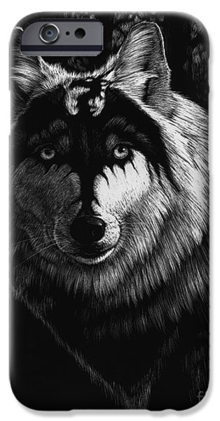 Dragon Wolf IPhone 6s Case