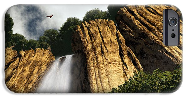 Dragons Den Canyon IPhone 6s Case by Richard Rizzo