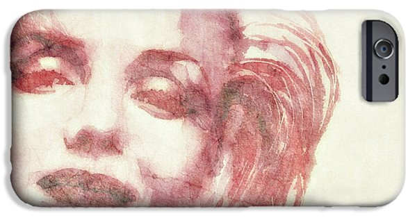 Dream A Little Dream Of Me IPhone 6s Case by Paul Lovering