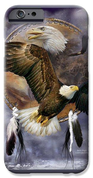 Dream Catcher - Spirit Eagle IPhone 6s Case