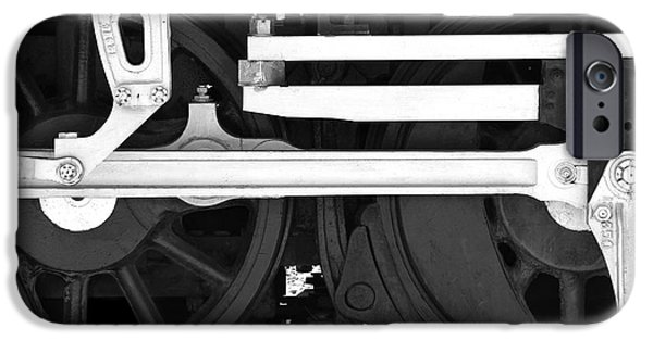 Train iPhone 6s Case - Drive Train by Mike McGlothlen
