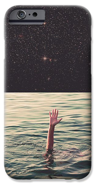 Drowned In Space IPhone 6s Case by Fran Rodriguez