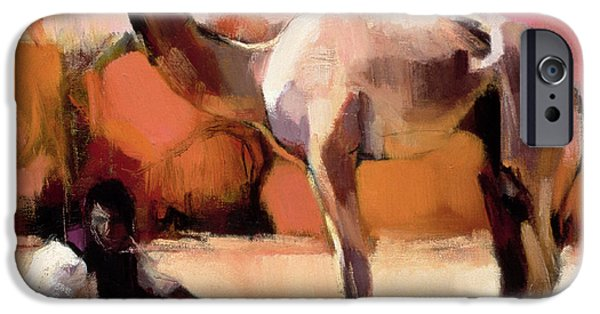 Desert iPhone 6s Case - dsu and Said - Rann of Kutch  by Mark Adlington
