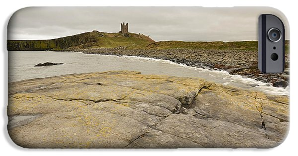 Castle iPhone 6s Case - Dunstanburgh Castle by Smart Aviation