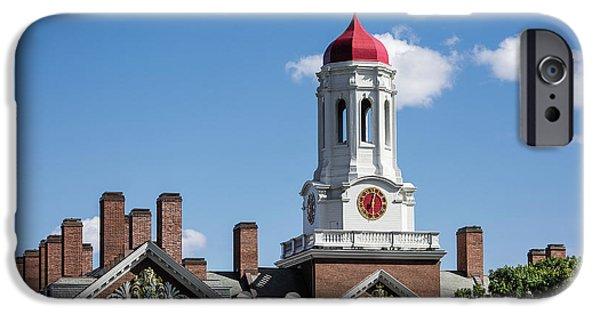 Harvard iPhone 6s Case - Dunster House by John Greim