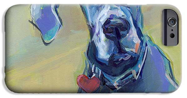 Ears IPhone Case by Kimberly Santini