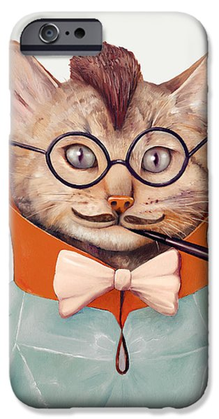 Eclectic Cat IPhone 6s Case by Animal Crew