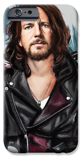 Eddie Vedder IPhone 6s Case