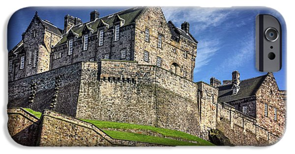 Edinburgh Castle Scotland  IPhone 6s Case