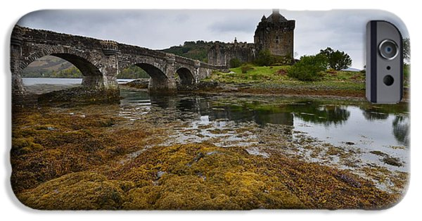 Castle iPhone 6s Case - Eilean Donan Castle by Smart Aviation